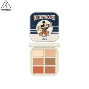 3CE Matte Eye Color Palette #Over And Out 7.2g [3CE X Disney]