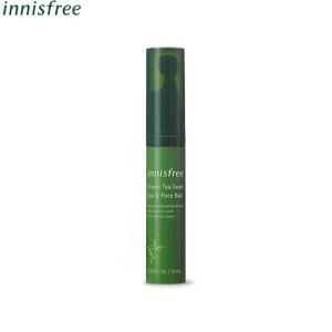 INNISFREE Green Tea Seed Eye & Face Ball 10ml,INNISFREE