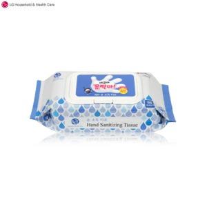 LG ABY Hand Sanitizing Tissue 50ea 334g