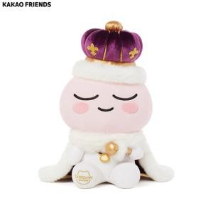KAKAO FRIENDS London Edition Soft Plush Toy Apeach 1ea