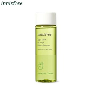 INNISFREE Apple Seed Lip&Eye Remover 100ml,INNISFREE