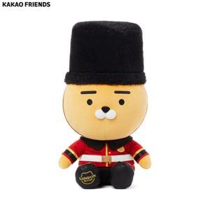 KAKAO FRIENDS London Edition Soft Plush Toy Ryan 1ea