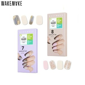 WAKEMAKE Speedy Gel Nail Glitter 1ea [2020 OLIVE YOUNG Awards]
