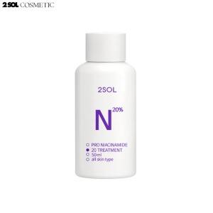 2SOL Pro Niacinamide 20 Treatment 50ml