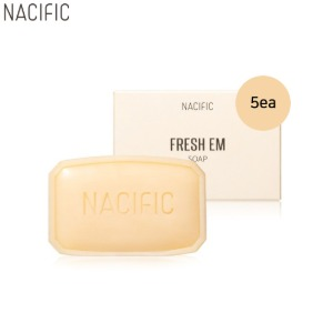 NACIFIC Fresh EM Soap Set 6items