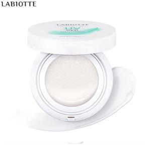 LABIOTTE UV Veil Sun Cushion SPF 50+ PA++++ 15g*4ea,Beauty Box Korea,LABIOTTE,Cosmax Inc.