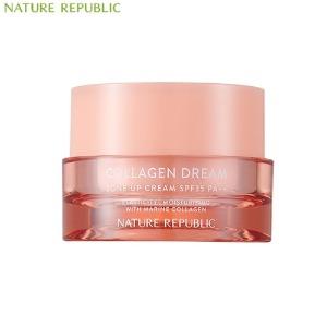 NATURE REPUBLIC Collagen Dream 50 All in One Radiance Tone Up Cream SPF 35 PA ++ 50ml,NATURE REPUBLIC