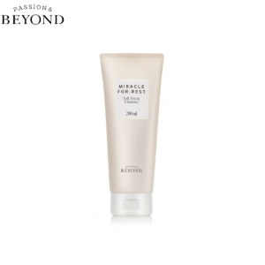 BEYOND Miracle For.Rest Soft Foam Cleanser 200ml [Breathe Edition]