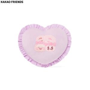 KAKAOFRIENDS Apeach X ESTHER BUNNY Heart Shape Cushion 1ea