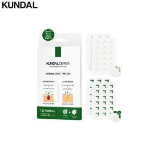 KUNDAL DERMA Tea Tree & Cica Spot Patch Set 120pcs