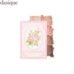 DASIQUE Shadow Palette #08 Flower Book 6.5g [2021 New]