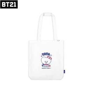 BT21 Baby Canvas Eco Bag 1ea [Jelly Candy Version]