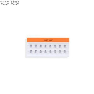CCAM BBAK Eyelash 11mm 1ea,Beauty Box Korea