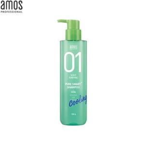 AMOS PROFESSIONAL Pure Smart Shampoo Cool 500g