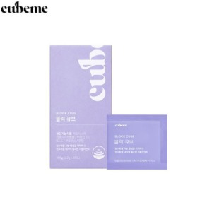 CUBE ME Block Cube 4 Weeks Pouch 112tablets