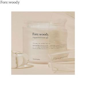 FORE:WOODY Original Herb Toner Pad 150ml 70pads