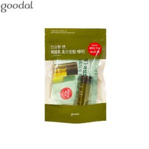 GOODAL Houttuynia Cordata Calming Duo Kit 2items,Beauty Box Korea,GOODAL,CLIO
