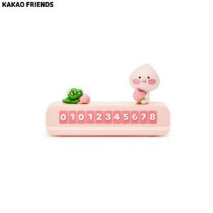 KAKAO FRIENDS Phone No.Plate Air Freshener_Little Appeach 1ea