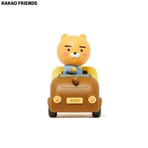 KAKAO FRIENDS Car Air Freshener_Driving Ryan 1ea