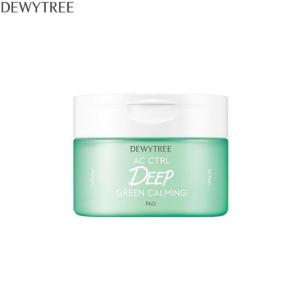 DEWYTREE AC CTRL Deep Green Calming Pad 180g/60pads