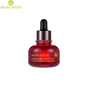 SECRET NATURE Camellia Seed 100% Pure Oil 30ml