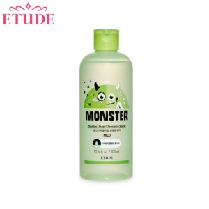 ETUDE Monster Micellar Deep Cleansing Water 300ml