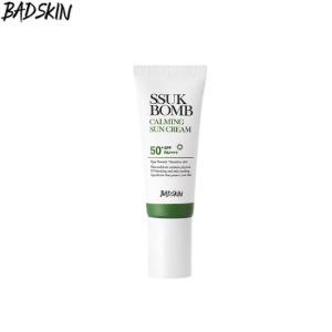 BAD SKIN Ssuk Bomb Calming Sun Cream SPF50+ PA++++ 40g