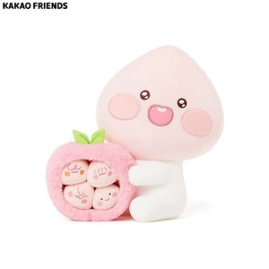KAKAO FRIENDS PeachFiv Luvpeach & Furpeach 1ea