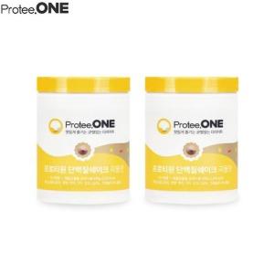 PROTEE.ONE Protein Shake Powder 490g*2ea