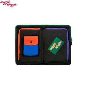 WIGGLE WIGGLE Pocket Laptop Pouch 1ea