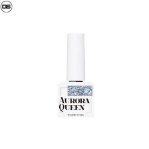 DGEL Aurora Queen Glitter Gel 9ml,Beauty Box Korea,DGEL,J&G International