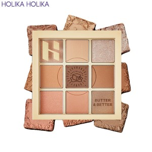 HOLIKA HOLIKA My Fave Mood Eye Palette #04  Ang Butter 8g [Butter&Better Collection],Beauty Box Korea,HOLIKAHOLIKA,HOLIKAHOLIKA