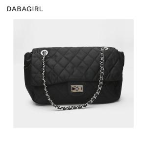 DABAGIRL Bloom Qualting Bag Black 1ea,Beauty Box Korea,ITHINKSO,SNT WORKS