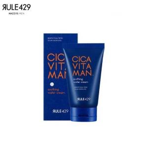 HAZZYS MEN RULE429 Cica Vitaman Soothing Water Cream 100ml