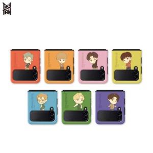 SGDESIGN BTS Dynamite 2D Colorful Basic Slimfit  Phone Case_Z Flip3 1ea