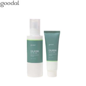 GOODAL Cica Fesh All-in-one Essence For Men Special Set 2items