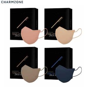 CHARMZONE Tone Up Fit Black Label Mask 10ea,Beauty Box Korea,CHARMZONE,THE TRUEMETIC