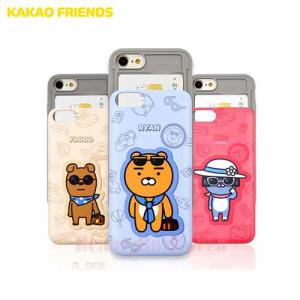 KAKAO FRIENDS Travel Slide Card Bumper Phone Case,KAKAO FRIENDS