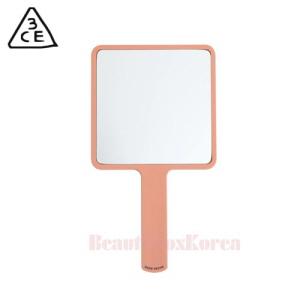 3CE Mood Recipe Square Hand Mirror 1ea ( #Rose Beige ),3CE