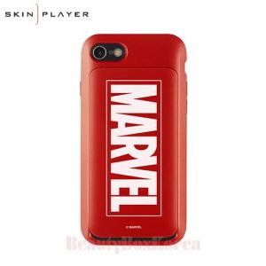 SKIN PLAYER 5Kinds Marvel Glow i-Slide Phone Case,SKIN PLAYER