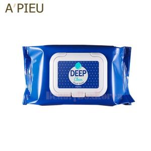 A'PIEU Deep Clean Scrub Tissue 25ea (190g),A'Pieu