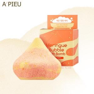 A'PIEU Meringue Bubble Bath Bomb 100g,A'Pieu