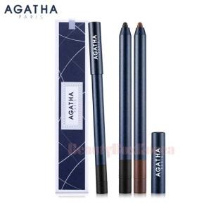 AGATHA Tres Bien French Bold Eye Liner 0.5g,AGATHA