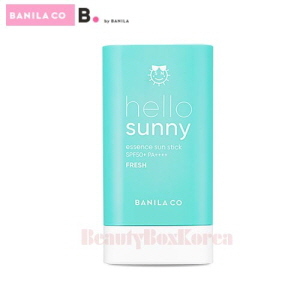 BANILA CO Hello Sunny Essence Sun Stick Fresh SPF50+PA++++ 18.5g,BANILA CO.