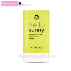 BANILA CO Hello Sunny Essence Sun Stick Moist SPF50+PA++++ 19g,BANILA CO.