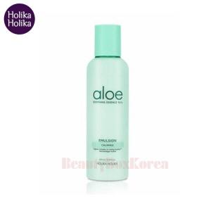 HOLIKA HOLIKA Aloe Soothing Essence 98% Emulsion 250ml,HOLIKAHOLIKA