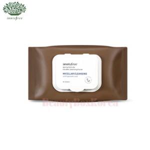 INNISFREE  Derma Formula Micellar Cleansing Tissue 150g,INNISFREE