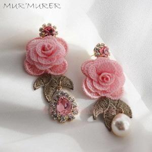 MUR'MURER Earrings 1pair,MUR'MURER