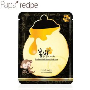 PAPA RECIPE Bombee Black Honey Mask Pack 25g,PAPA RECIPE