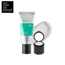 TOO COOL FOR SCHOOL Rules Of Pore Get Ready Dual Primer(Primer 50ml+Primer Balm 1.5g),TOO COOL FOR SCHOOL